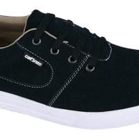 Sepatu Kets Kulit Pria / Sepatu Kulit Sneaker Pria Catenzo ( MR 756 )