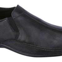 Sepatu Loafers Kulit / Sepatu Pantofel Kulit Pria Catenzo ( KI 1556 )