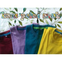 Kaos/Kaos anak/Baju Muslim/Kaos Polos Anak Murah