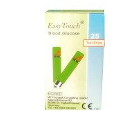 Jual Strip Easytouch Gula Darah/ Glukosa/ Glucose Murah