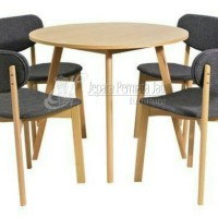 kursi makan retro jati ( furniture,kursi kafe, kursi tamu, modern )