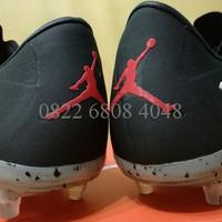 078c7336c20d Sepatu Bola / Soccer Nike Hypervenom II Neymar X Jordan Black - FG