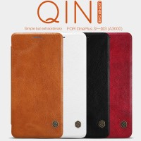 Nillkin Flip Case (Qin Leather Case) - One Plus 3 (A3000)