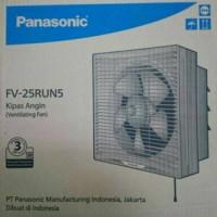 "Wall Exhaust Fan Panasonic 10"" FV25RUN5 / Dinding Panasonic 10"" inch"