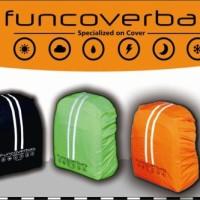 Jual Raincoat Cover Bag Backpack Tas Funcover 30L | Backpack | Raincoat Murah