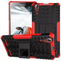 Softcase ARMOR Lenovo A6000 A6010 Plus Casing Cover Case Silicone Hard
