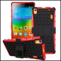Softcase ARMOR Lenovo A7000 K3 Note Casing Cover Case Silicone Hard HP