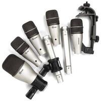 Samson 7 Kit (7piece drum mic)