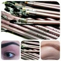 [Best Seller] Pensil Alis Naked/eyebrow Naked warna coklat/hitam