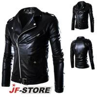harga JAKET KULIT METAL STYLE |SKID-ROW|Hi-QUALITY| ROCK n ROLL Leather Tokopedia.com