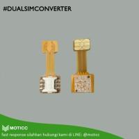 Dual Sim + Micro SD Konverter Converter Hybrid Xiaomi Samsung Meizu