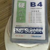 Card Case B4 / Name Tag Ukuran 150x105 mm