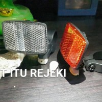 REFLECTOR SEPEDA ORI POLYGON BIKES | SAFETY REFLECTOR IN THE DARKNESS