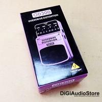 Behringer OD300 Overdrive Distortion Stompbox Efek Pedal Gitar Guitar