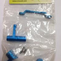 Steering saver compl alumunium 1/8 truck nitro