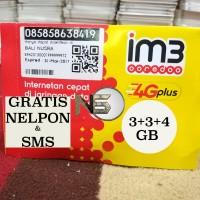 Perdana Data Indosat 10GB GRATIS TELPON DAN SMS Kuota 10 GB KARTU