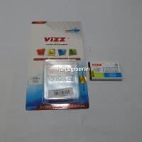Baterai Double Power Vizz CS-2, Gemini, Keppler, Jupiter, Curve, Aries, 9330, 9300, 8530, 8520