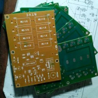 pcb regulator / power supply rtvc / ps radio komunikasi