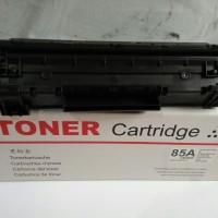 Fika HP 85A Rem (tabung Ori) Cartridge Toner Printer Laserjet -CE285A