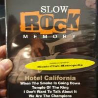 VCD KARAOKE V.A. - SLOW ROCK MEMORY