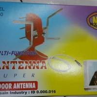 antena tv dalam Indoor pf 80 murah banget terlaris Sinyal kuat