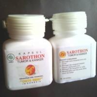 Obat herbal sarothon basmi tumor kanker ganas