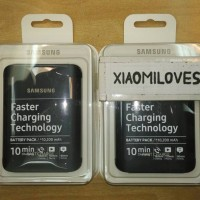 Original Samsung Powerbank / Power Bank 10200mAh 10200 mAh Black Hitam