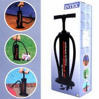 Pompa Tangan High Output Double Quick III Hand Pump 48cm - INTEX 68615