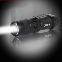 Senter LED Cree Q5 Mini Torch Flashlight Ultrafire Super Bright 5 Watt