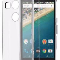 Ultra Thin Tpu Case For Lg Nexus 5x Transparent
