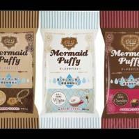 Padico Mermaid Puffy Clay/air light clay 50 gram