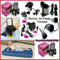Pompa Angin Listrik Untuk Semua Jenis Kolam / Kasur / Sofa Angin