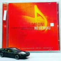 CD Addie MS - Simfoni Negeriku (SEGEL)