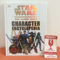 Star Wars The Clone Wars Character Encyclopedia Imported Book By Dk