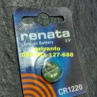 BATRAI JAM TANGAN RENATA ORIGINAL CR1220