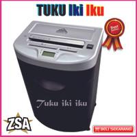 ZSA SUPREME 24 / Mesin Penghancur Kertas / Paper Shredder / Pemotong Kertas
