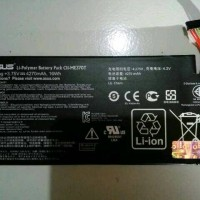 Baterai Batre Asus Google Nexus 7 Tablet 1st Generation Original 100%
