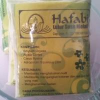 Jual LULUR SUSU MELATI HAFABI ( Asli Kalimantan ) Kuning, isi 8 bungkus lul Murah