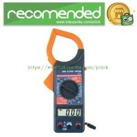 Digital Clamp Multimeter / Tang Ampere - M266 - Black