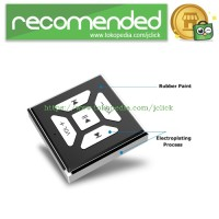 Bluetooth Steering Wheel Remote Control - BT-M2 - Black