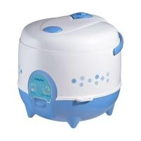Miyako MCM-612 Magic Com [3 in 1/1.2 Liter] - Bisa Go Ojek