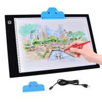 XH211 Papan Gambar Ultra-thin LED Copy Tracing Board Drawing Pad 31x21