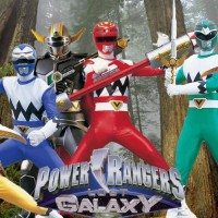 Power Rangers Lost Galaxy Complete
