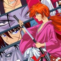 Rurouni Kenshin Samurai X Seri Complete