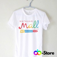 T Shirt | Kaos Marketplace Matahari Mall Logo