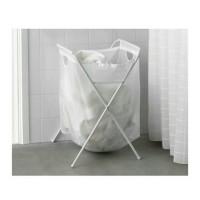 Jual IKEA Jall Laundry Bag Tempat Cucian Dengan Stand Murah