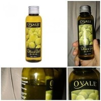 Ovale Olive Oil for The Body - 100ml