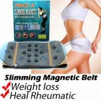 Nikita Slimming Belt and Magnetic (sabuk warna hitam)