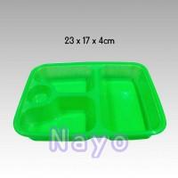 Bento plastik/Kotak makanan/Food container/Lunch box