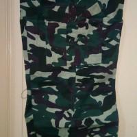 Sirwal loreng army dewasa dan remaja